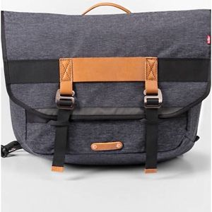 LEVIS XXL Commuter Messenger Crossbody Biking Bag